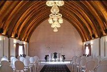 Kasteel Woerden / Ontwerp en inrichting van een trouwzaal, restaurant, bar en vergaderruimte in Kasteel Worden.