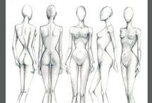 Fashion lessons 2 ( the body)