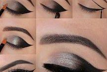 makeup / Mauillaje dramatico
