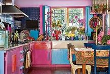 Get Cookin' In These Kitchens / We Picture Our Self Making a Yummy Dish in These Gorgeous Kitchens