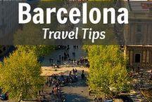 Barcelona / Inför resan till Barcelona