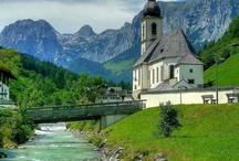 Churches... / by Marie Wilfinger