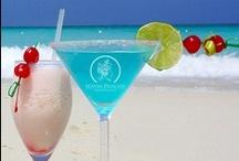 Beach Cocktail Drinks