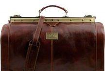TRAVELLER / Travel Leather Bag Made in Italy - Borse e borsoni da viaggio Made in Italy in vera pelle