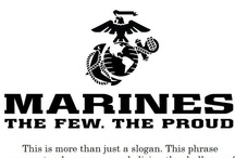 "Once A Marine.... / ""Once a Marine, Always a Marine"" I earned my eagle, globe, and anchor during the summer of 1983. / by Holly Hughes"