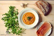 Zupy / Smaczne, szybkie i kolorowe zupy.