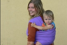 baby carriers / Handmade babycarriers