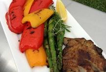 Grilled Vegetables: The Diabetic Chef / Grilling Vegetables 101  with Chef Chris Smith: The Diabetic Chef ®  http://www.everydayhealth.com/columns/chef-chris-smith-in-the-diabetic-chefs-kitchen/summer-grilled-vegetables-part-1/