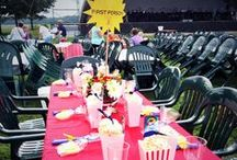 Symphony on the Prairie / Host a client appreciation event and simultaneously support a local nonprofit! Here are some photos of themed nights we've hosted at Conner Prairie while enjoying music from the Indianapolis Symphony Orchestra.