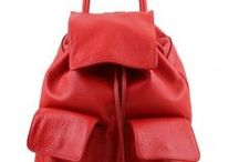 Backpacks / Made in Italy Leather backpack - Zaini in vera pelle Made in Italy - Tuscany Leather