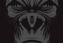 Ape club... / by Jérémy Courcelles
