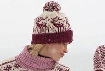 Neulottua - Knitting