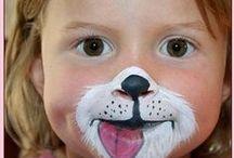 Maquillage pour les enfants