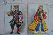 vintage card designs