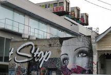 Melbourne Street Arts