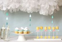 Baby Shower / Ideas and inspiration for organizing the best baby shower! / by The Mommy Channel