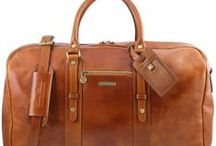 TL VOYAGER - Travel Bags /  Made in Italy Travel Leather Bags and accessories - Borse da viaggio in pelle, accessori in pelle Made in Italy - Tuscany Leather