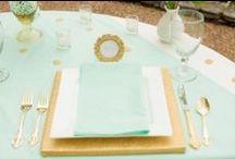 Mint Wedding / #Mint #Wedding