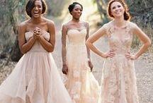 Blush Wedding / #Blush #Wedding