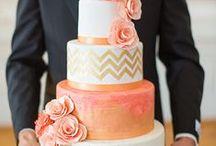 Coral Wedding / #Coral #Wedding