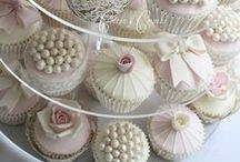 Wedding Cupcakes & Cookies