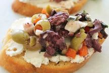 Delectable Appetizers / The best in Appetizers for those get together or before the meal to wet the appetite!