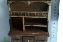 Dollhouse/miniatures - furnitures