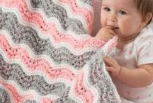 Knit & Crochet for Kids... / by Marie Wilfinger
