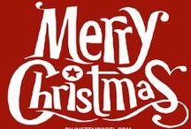 Noël et Nouvel An / Très belles idées de décoration pour Noël et le Nouvel An !