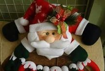 Jouluompelu - Christmas Sewing