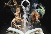 The Mortal Instruments & The Infernal Devices