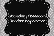 Secondary Classroom/Teacher Organization / This is a collaborative board where ideas for the secondary classroom/teacher organization are shared. If you would like to become a collaborator please email me at taliena.koch@gmail.com! You may post up to 3 pins per day. Looking for great freebies and classroom activities? Check out my blog here: kochsoddsnends.blogspot.com and my TpT here: https://www.teacherspayteachers.com/Store/Kochs-Odds-N-Ends
