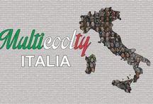 Multicoolty Italia / Uno sguardo nella comunità italiana...multiculturale!