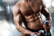 Build Muscle / Muscles, Bodybuilding, Mens Fitness, Nutrition.  Visit www.alphamaleblueprint.com