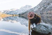 Outdoor adventures / Outdoor adventures, nature, wild life, travel