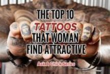 Men's Tattoos / Check out this gallery of mens ink. Visit www.alphamaleblueprint.com