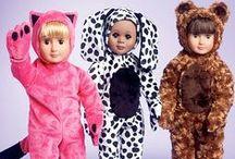 Nuken vaatteet yms - Dolls clothing etc