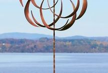Wind Spinners & Yard Decor