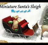 Joulu minit - Christmas miniatures