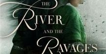The River and the Ravages / The world of The River and the Ravages. A novel set in the land of Traegos and featuring two impetuous, conflicted sisters (who are decent but could be a bit nicer to each other).