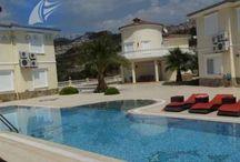 Alanya Günlük Kiralık Villa