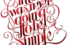 TYPE / by Diego Ponce