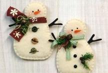 ♥Crafts natalinos♥