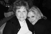 My Mom is My Hero! / Mother Has Been an Inspiration to Me Throughout My Life and She is an Amazing Grandmother. The Twins Love their GrandMommy! xx NG / by Nancy Grace