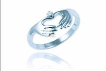 Jewelry Wedding Rings / http://www.xatziiordanou.gr