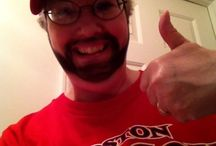 Root, Root, Root for the Red Sox / Nuf Ced, eh, McGreevy? / by Elaina Roberts Griffith