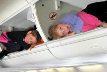Traveling with Twins  / The Twins Accompany Me Often on Location. Love these Tips for Traveling with Two Kids in Tow! xxNG / by Nancy Grace