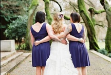 Bride and Bridesmaids / Some of our favorite photos from weddings we shoot. / by Joe & Patience