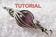 jewelry - tutorials