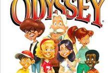 Adventures in odyssey! :) / by Tristen Smith